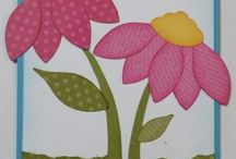 Craft: Cards-Daisy