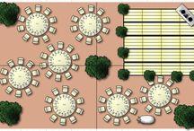 Mariage - Plan de table