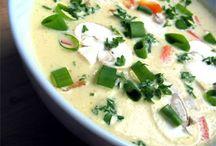 Raw food/soups / by Jenny Schey
