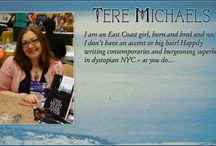 Tere Michaels: Appearances and Events / Gay romance writer Tere Michaels and her upcoming events!