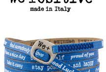 We Postitive armbanden / We Positive Vintage Collection │ € 24,90 inclusief cadeauverpakking en verzendkosten bij www.armbanden-en-riemen.nl