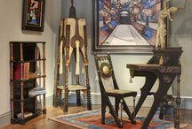 Furniture Carlo Bugatti