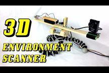 #3d diy scanner