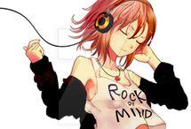ANIME&ROCK
