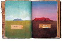 Artists' sketchbooks & journals