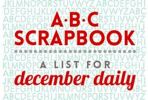 December Daily / by Lindsay Allen
