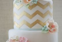 Chevron Stripes / The chevron stripe pattern is hot for 2013.  Stationery, linens, attire, dessert, gifts.  The possibilities of how you can use chevron stripes in your event are endless!