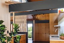 Mid century design houses