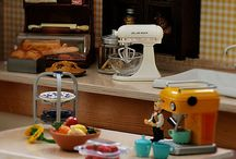 Miniature coffee machines