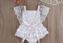 Baby photo clothes