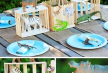 Zoo party / by Dawn Hull