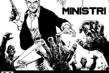 MINISTRI - Locandine