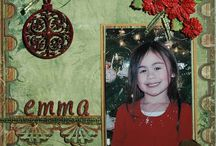 Scrapbooking Christmas / by Irene L