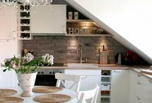 Attic flat ideas