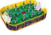 Barcelona Lisanslı Mini Futbol Oyunu Hediyecik.com
