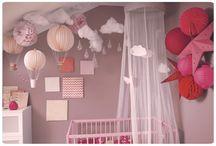 Διακοσμηση παιδικο δωματιο
