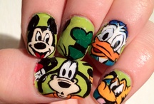 Fictional Nail Art / by Inspirationail
