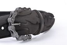 Belts, buckle and leather