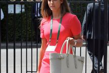 Andy Murray's fashion darling wife Kim Sears on Pinterest / Andy Murray's wife Kim Sears has been compared to style icon Duchess Kate Middle for her grace and style. She has been known for seizing the attention of everyone at Wimbledon every year.
