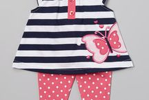 cute bby girl outfits / by Courtney Lou