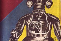 Robots, Rockets & Rayguns / by J. Schuh