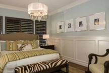 Master Bedroom Redo / by Jessica Fall