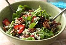 Salad loving / by Ayanna Thomas