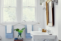 Small Bathrooms / by Kathy M