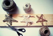 DIY / Proiecte DIY: decoratiuni pentru sarbatori sau pentru sufletul tau