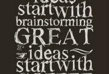 Coffee, calmness and creativity / Java inspirations