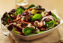 Delicious Salad / by Emily Vandall