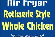 Airfryer recipe