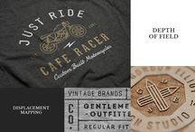 Печати и логотипы