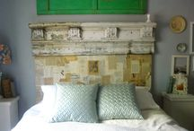 Muebles hechos con libros - Furniture made with books