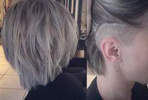 cabelo raspado