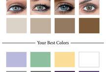 soft summer color palette