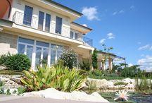 Plan by Felvinci Home Decor / Plan House garden interior