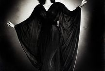 Vintage Witch / Vintage, old fashion, Hollywood Halloween witch costumes and photos