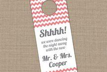 Wedding Hotel Guests Gift Bag
