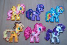 bead pony