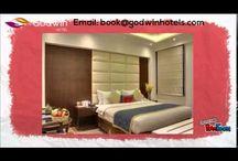 Godwin Hotels: Best Budget hotels in delhi : Hotels in Paharganj