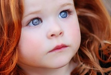 Redheads are Radiant / In my next life I WILL be a breathtaking redhead! / by Pearl Black