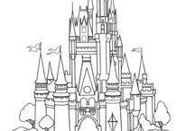 Disney slot tegning