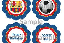Cupcake toppers barcelona