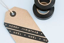 Christmas Labeling Ideas