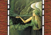 divine angelic card