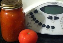 Paleo Thermomix tomato ketchup