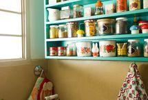 Buenas ideas de almacenaiento partes de casa
