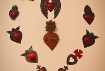 corazon de Tlaquepaque / ideas para utilizar los corazones que compre en Chapala, Ajijicy tlaquepaque