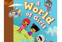 Girl Scout Brownie A World of Girls
